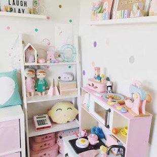 Favourite Playrooms of Instagram